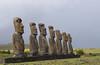 Aha Akivi, Easter Island