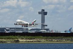 A6-EUL - Emirates - Airbus A380