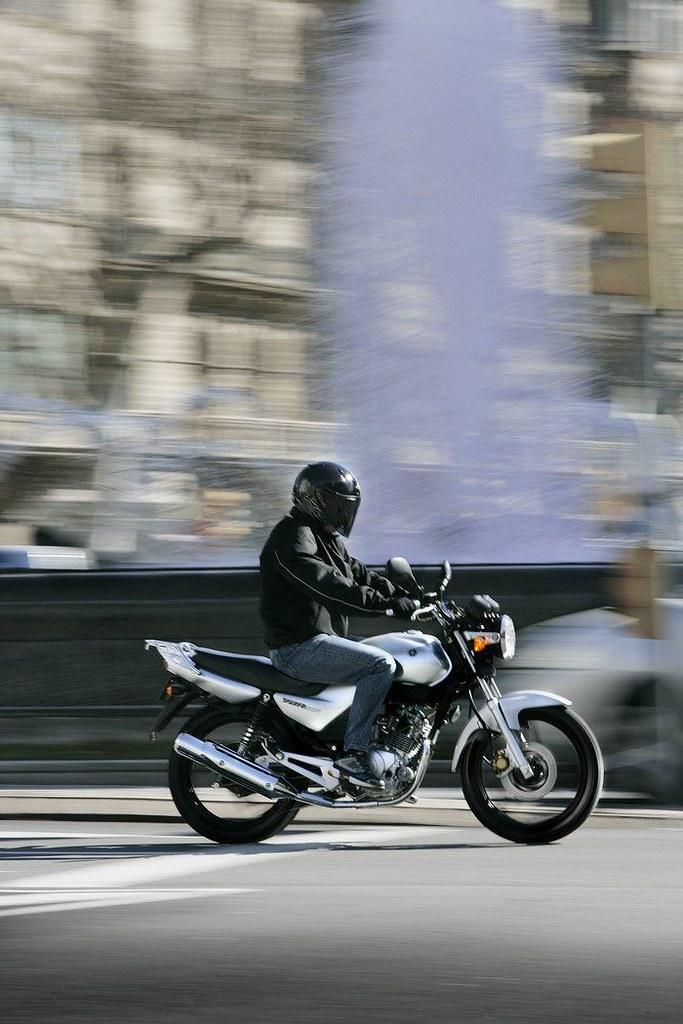 Yamaha YBR 125 2006 - 2