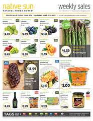 Weekly Sales Flyer June 9, 2017