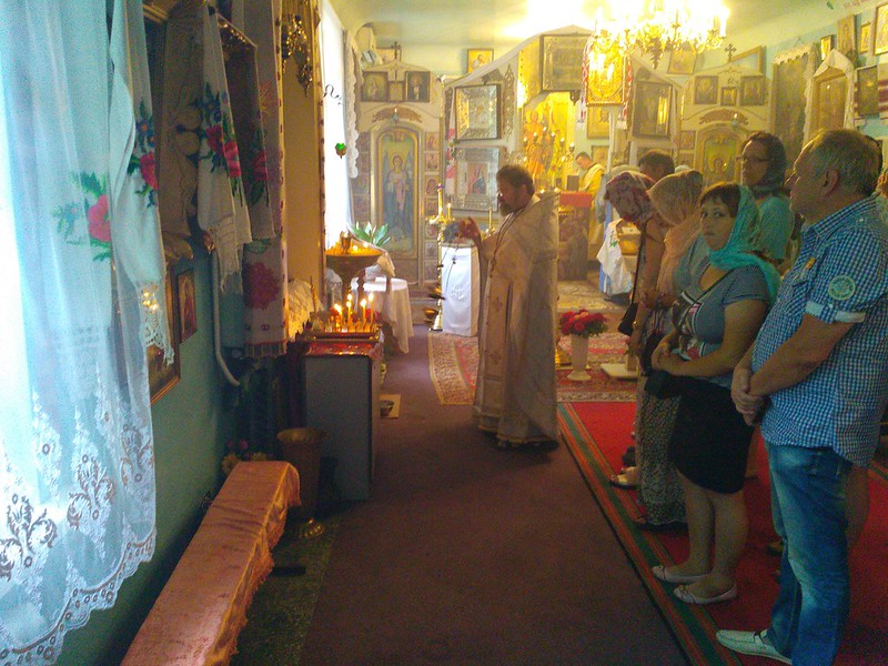 Божественна літургія 2 липня 2017 року