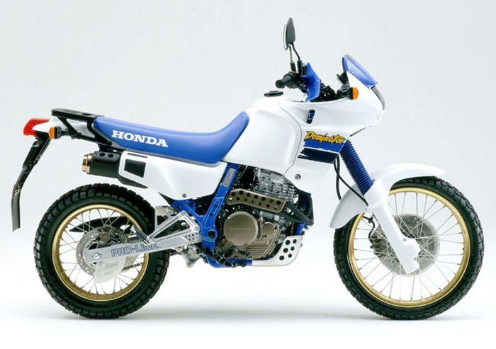 Honda NX 650 Dominator 2002 - 7