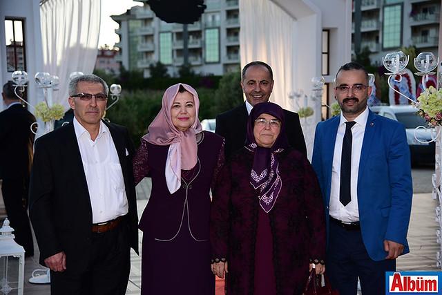 Necati Vardar, Türkan Vardar, Ayşe Aksoy, Şevki Demir, Zeki Korkmaz