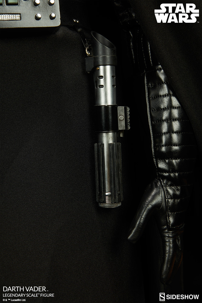 一起加入黑暗面吧!!Sideshow 星際大戰 黑武士【達斯.維德】1/2 比例傳奇系列雕像作品 Darth Vader Legendary Scale Figure