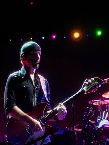 U2 - Cleveland, July 1, 2017