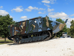 Schneider CA1 Replica - Photo of Chaudardes