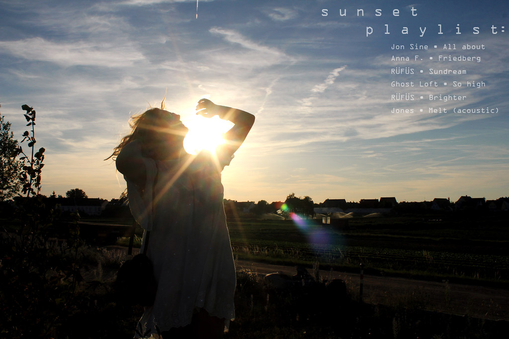 sunsetplaylist