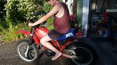 Honda XR 500 Dirt Bike For Sale