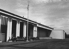 Photograph of Seattle Federal Archives and Records Center