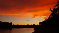 Whanganui Sunset
