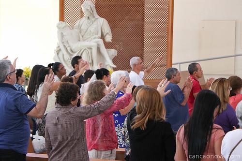 Pregação com Pe.Márcio José - Festa do Pai das Misericórdias