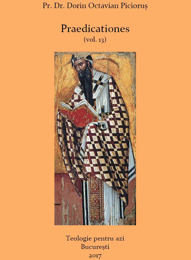 Praedicationes, vol. 13