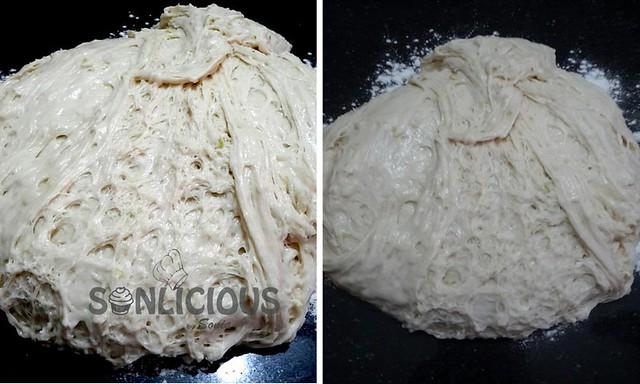 Wheat Semolina Dough