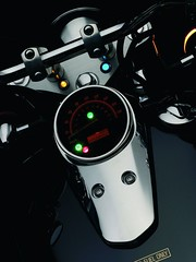 Honda VT 750 DC SHADOW SPIRIT 2010 - 11