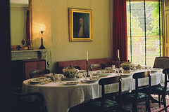 Down House Dining Room