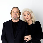 Stephen Stills and Judy Collins - Stephen Stills and Judy Collins portrait by Anna Webber 12/05/2016 Los Angeles CA