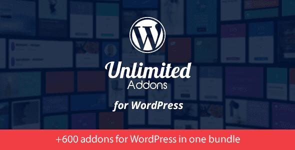 Unlimited Addons WordPress Plugin free download
