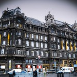 Awesome building in Budapest