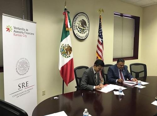 Convenio entre Consulado de México en Kansas City y Guadalupe Centers fortalece defensa de patrimonio de mexicanos en Kansas, Missouri y Oklahoma