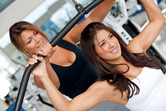 Women Fitness Trainer