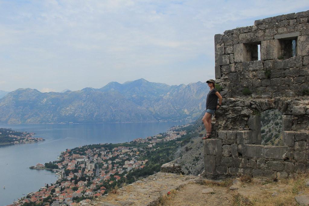 St. John's Fortress, Kotor