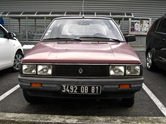 1983 RENAULT R11 GTL Phase I/II