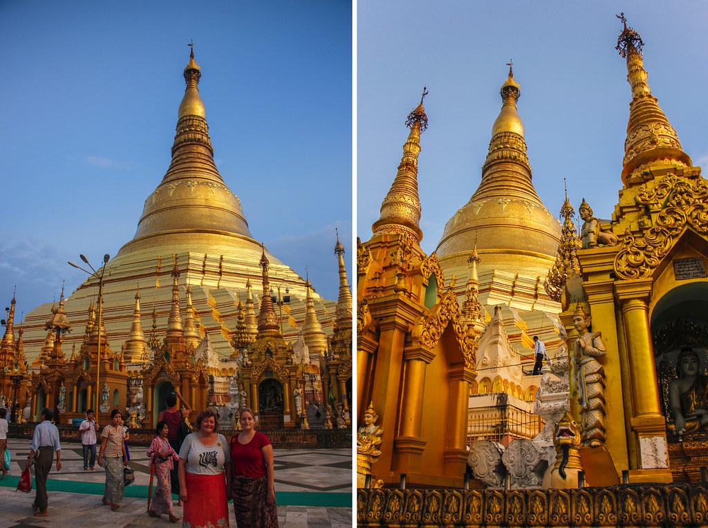 seværdigheder i Yangon, Burma