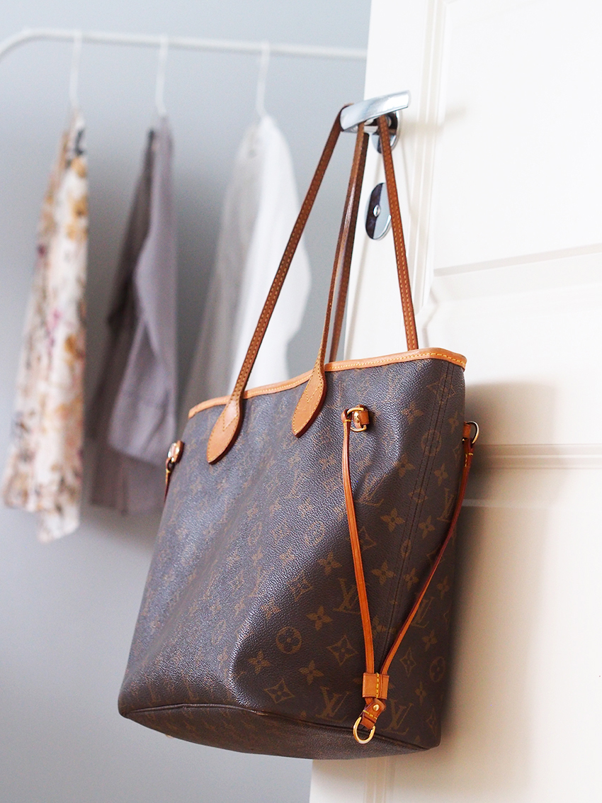 Neverfull-laukku-monogram