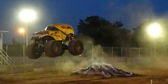 Wild Thang at Amherst Spring Nationals Monster Truck Showdown on Saturday, June 10, 2017 Portage County Fairgrounds, Amherst, WI 8:13PM