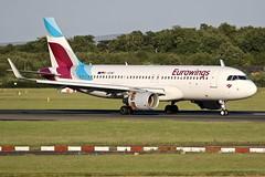 D-AEWF EUROWINGS AIRBUS A320-214(WL)