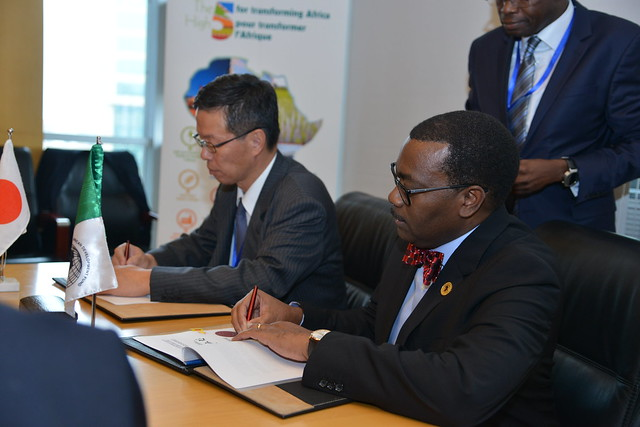 29th AU Summit - AfDB and Japan launch Japan-Africa Energy Initiative