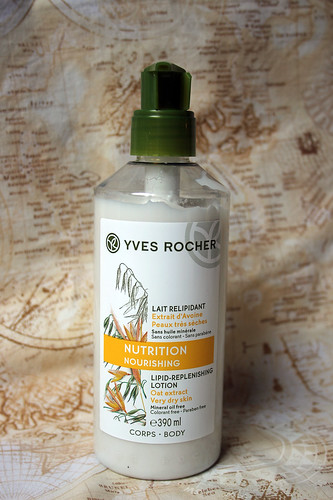 Yves Rocher - body lotion