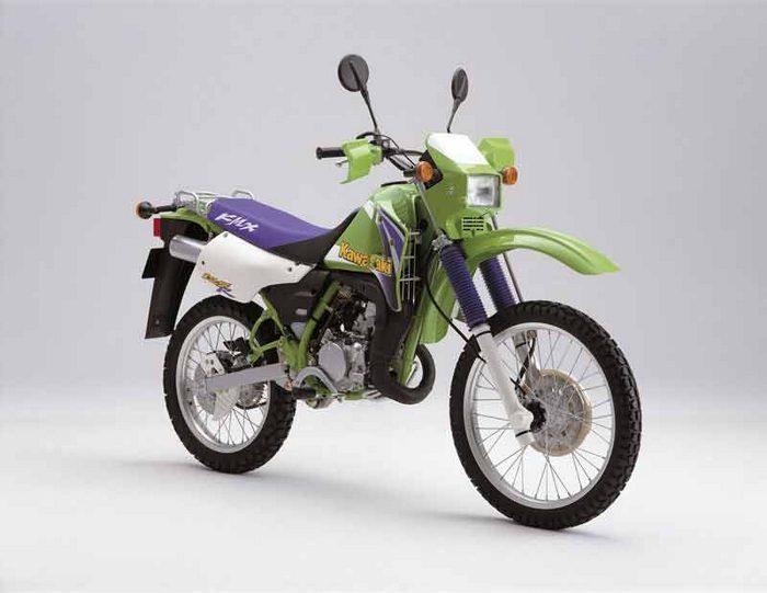 Kawasaki KMX 125 1986 - 0