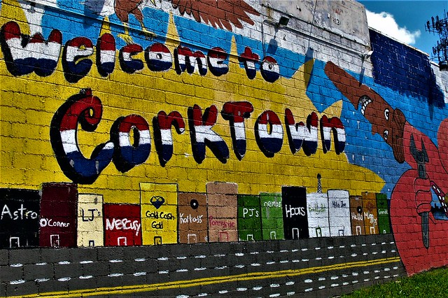Corktown Graffiti, Detroit (Explored!), Panasonic DMC-FZ30