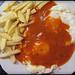 Huevos fritos al pimentón / Fried eggs with paprika