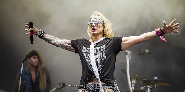 Steel Panther @ Hellfest 2017, Clisson | 17/06/2017