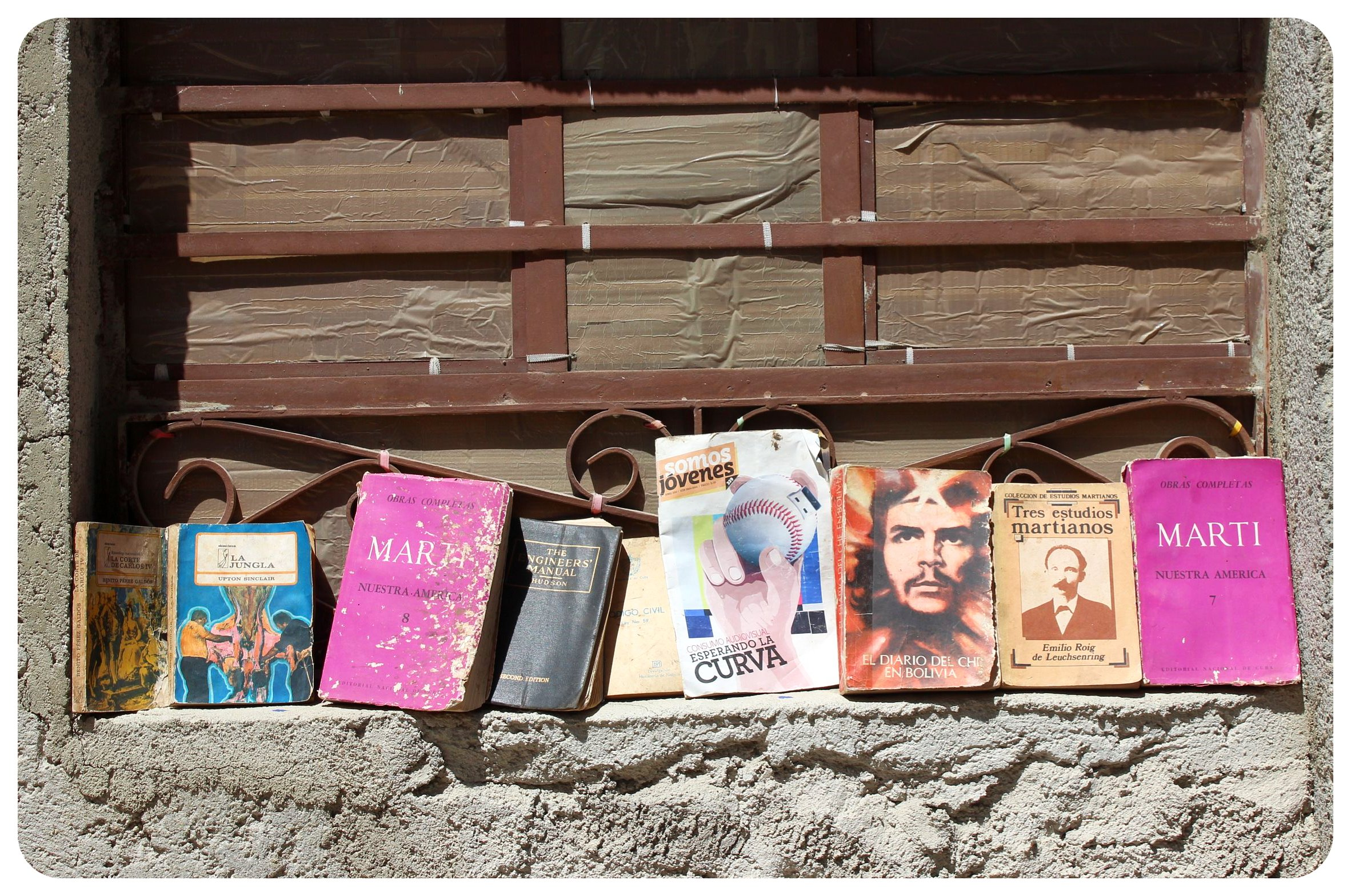 havana bookstore