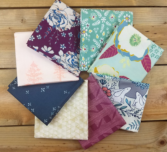 Summer Nights Maureen Cracknell Mix Up Bundle with Lady Belle Fabrics!
