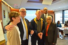 AFGE Honors Retiring National Vice Presidents