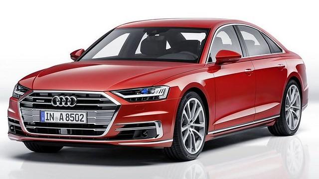 Audi A8 2017 1954