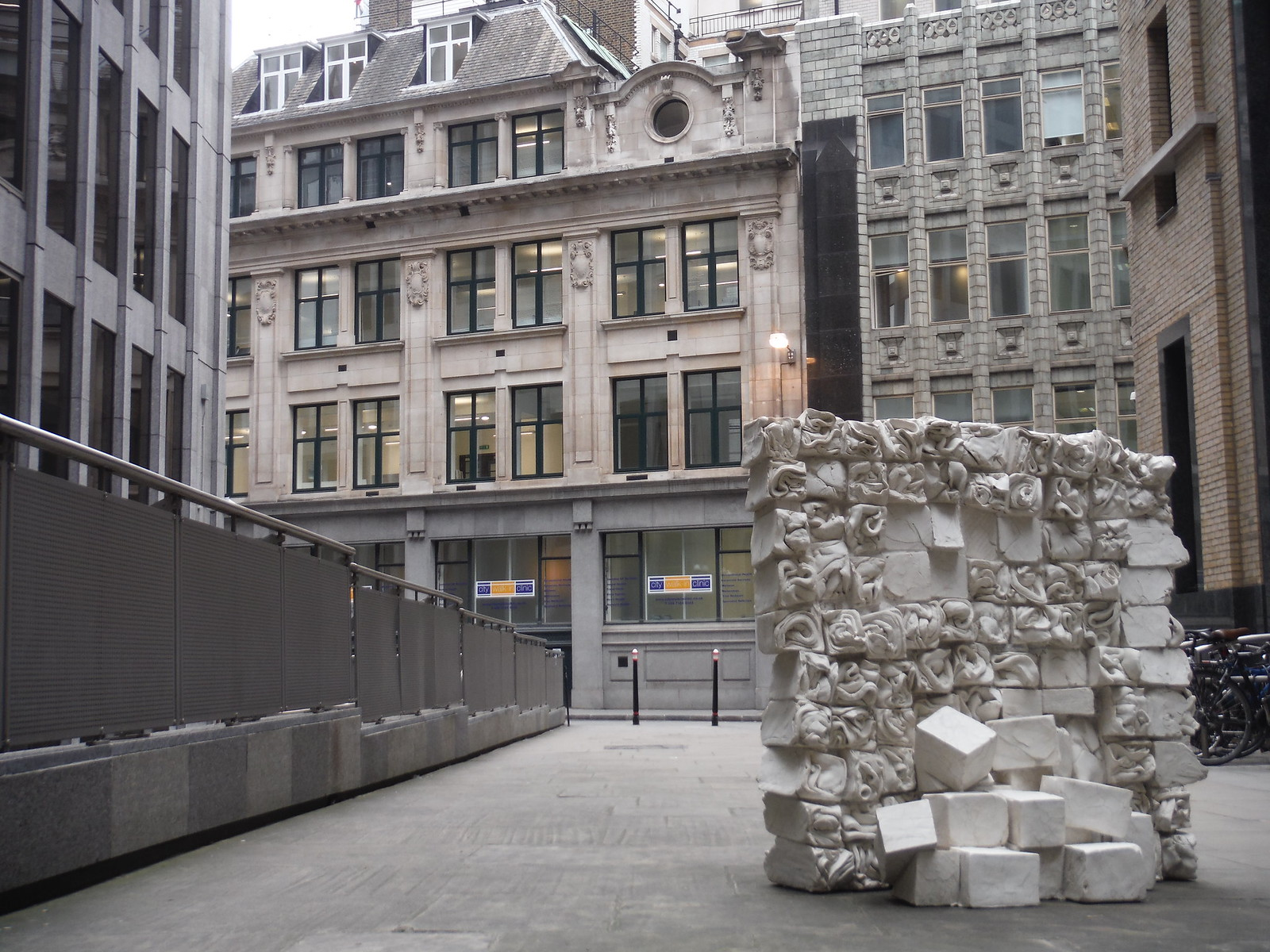 Fernando Casasempere - Reminiscence SWC Walk Short 24 - Sculpture in the City