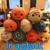 June 26: In a stack