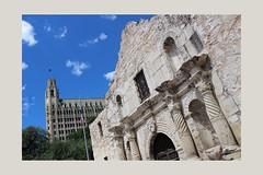 The Historic Alamo in Texas