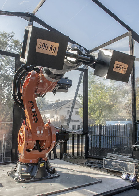 Robot Titan Construcción Minera N°24