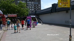 SBB u naselju blok 23, Novi Beograd