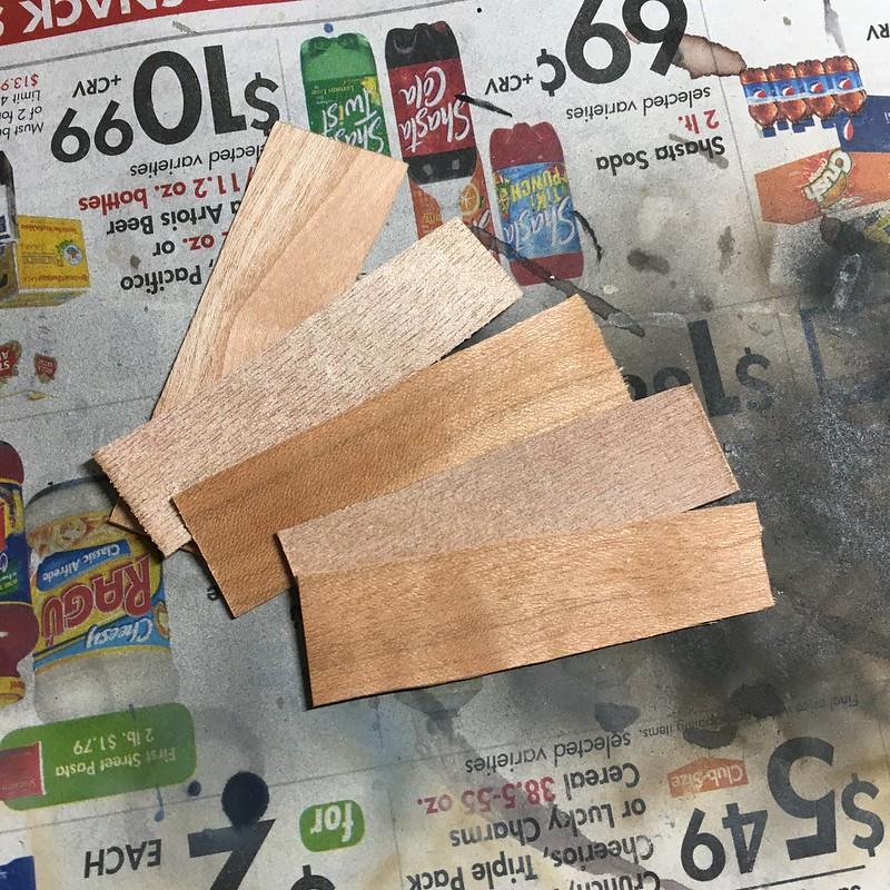 Wooden Prop