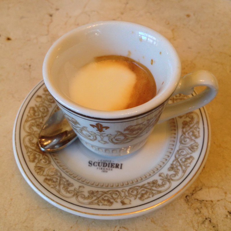 coffee shops in Florence