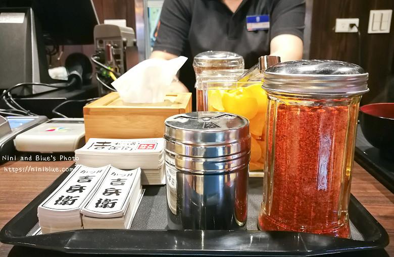 中友百貨美食街神戶豬排丼吉兵衛19