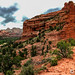 Kachina Woman and Boynton Canyon