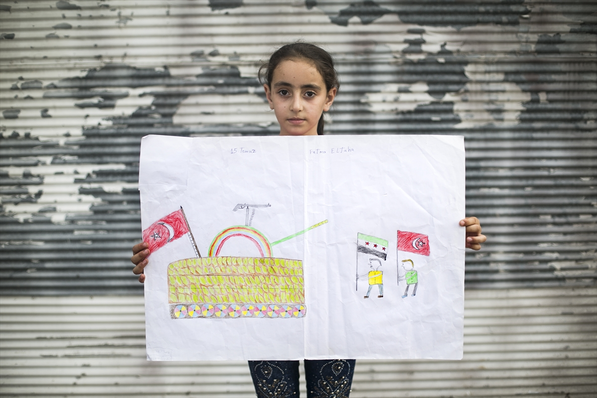 رسومات سوريين  (2)